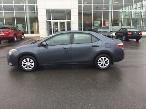 2015 Toyota Corolla CE AUTO; AIR; HEATED MIRRORS; BLUETOOTH