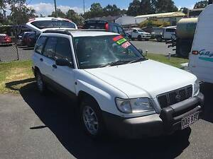2000 Subaru Forester Wagon Capalaba Brisbane South East Preview