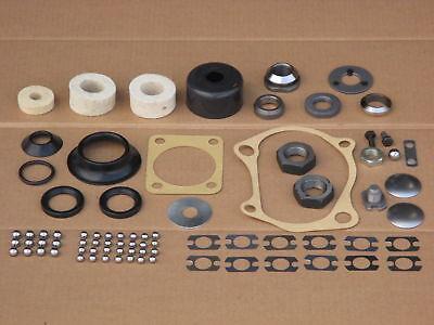 Complete Steering Repair Kit For Massey Ferguson Mf 135 148 230 240 35 Fe-35