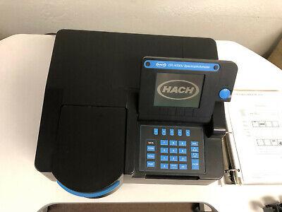Hach Dr4000u Spectrophotometer Pn 4800-60