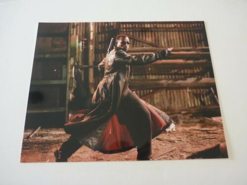 Wesley Snipes Blade Movie Actor Sexy 8x10 Color Promo Photo