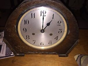 James walker ltd clock $40 OBO MUST GO
