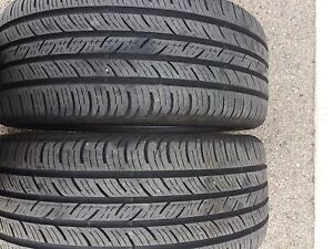 225/45r17 Continental Sport Contact All Season Tires