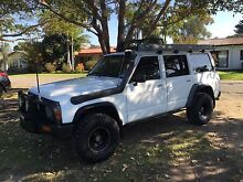 GQ TD42 Turbo Great tourer 4.2 diesel lifted mud tyres Mount Lofty Toowoomba City Preview