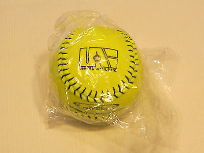 1 softball UA United Athletic Game USSSA Fast Pitch Classic Official 11