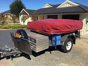 """2015 MDC """"OFF ROAD DELUXE"""" SOFT FLOOR CAMPER TRAILER Freeling Gawler Area Preview"""