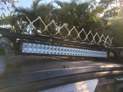 Led light bar auto body parts gumtree australia brisbane south led light bar mozeypictures Choice Image