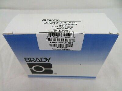 Brady R6010 Ribbon - Tls2200tls Pc Link 18559