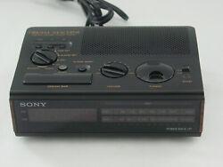 Sony Dream Machine Alarm Clock AM/FM Radio ICF-C4W