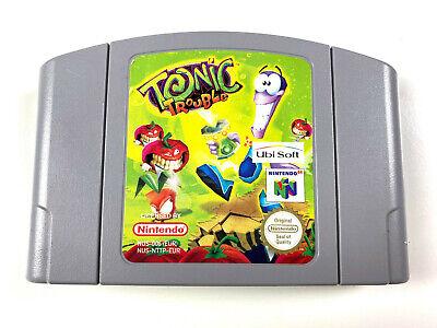 Tonic Trouble - N64 Nintendo 64 PAL EUR #22