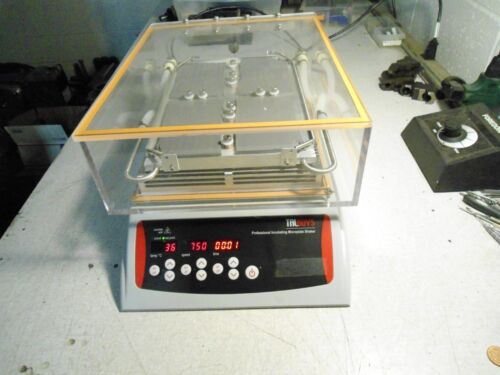 TALBOYS Professional Incubating Microplate Shaker 980180