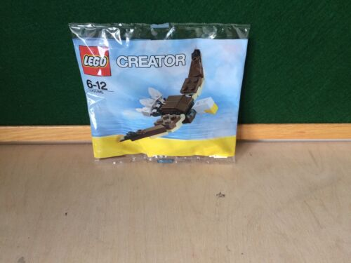 LEGO Creator Little Eagle Toy 30185 Bagged Retired Rare Toy Set