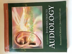 Intro to Audiology Twelfth Edition