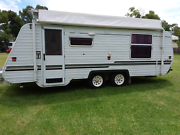 Caravan grand tourer Port Macquarie Port Macquarie City Preview