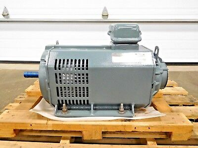 Mo-2487 New Magnetek Louis Eddy Current Drive. 71863. 5hp. 3ph. 1630100 Rpm.