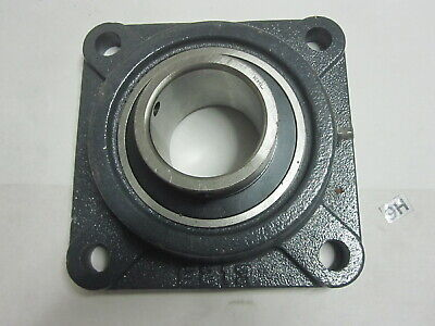 2.5 In Square Flange Units Cast Iron Ucf213-40 Mounted 2-12 Bore Bearing F213