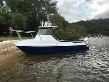 24FT Pro Dive/Spear Fishing Boat,2007 ETEC 175HP V6 Woy Woy Gosford Area Preview