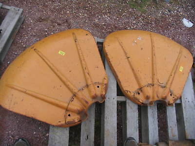 Minneapolis Moline R Tractor Fenders