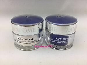Lancome Blanc Expert Brighting Hydrating Day & Night Cream total 15ml*2=30ml/1oz