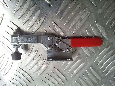 ETTC201C / Waagrechtspanner Schnellspanner horizontal  Haltekraft 182 kg