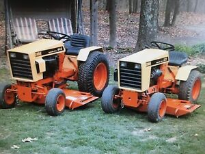 WANTED case garden tractor 222/224/444/446/448