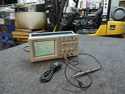 Tektronix Tds 210 60 Mhz 1 Gss Digital 2-channel Oscilloscope W Probe