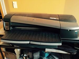 Large picture and poster printer