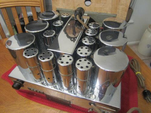 Antique EH SCOTT Custom Built Radio Chassis  -  Nice Chrome