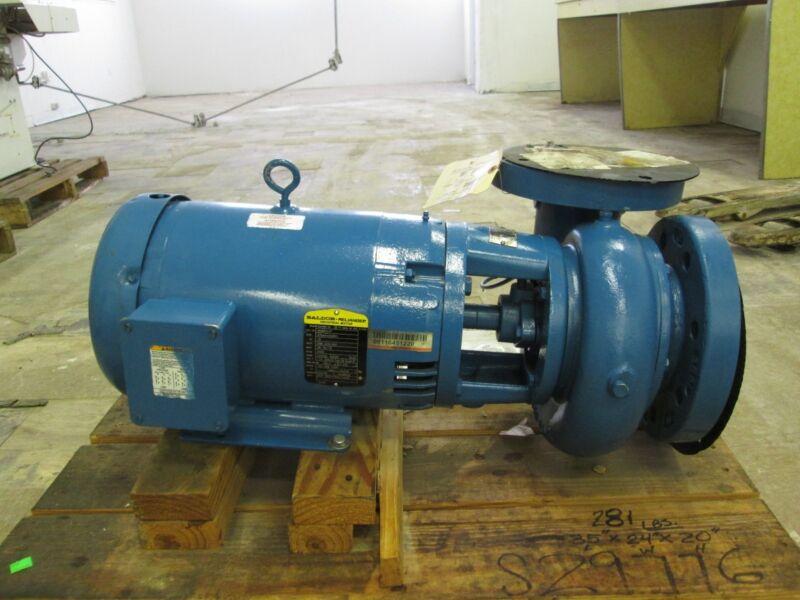 Centrifugal Pump 15 Horsepower HP Size 5 X 4  Bronze Fitted