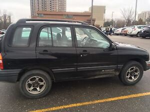 2000 Chevy tracker for sale