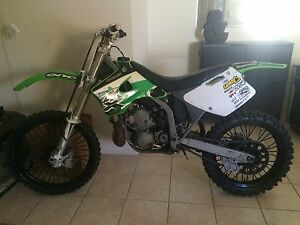 1999 kx250 Wanneroo Wanneroo Area Preview