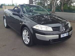 2005 Renault Megane Convertible Automatic Traralgon East Latrobe Valley Preview