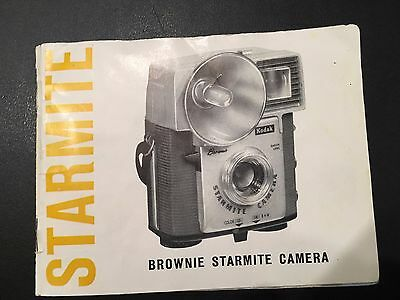 Instructions and guides VINTAGE CAMERA MANUAL