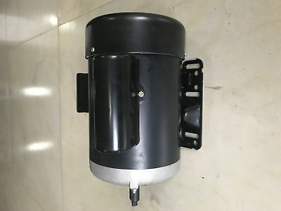Electric Motor 12 Hp 1750 Rpm 115 Volts56c Frame Single-phase Tefc