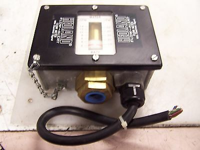 New Hedland Flow-alert Brass Flow Meter 34 Npt 1-14 Gpm Model H785-412
