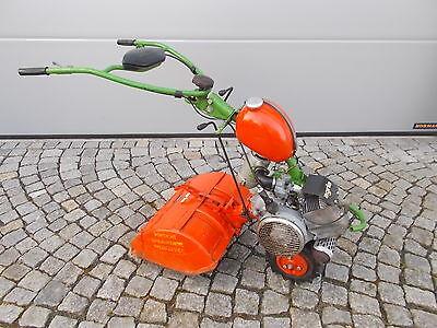 Agria 2100 Baby Einradhacke Zugradfräse Motorhacke Fräse 3100