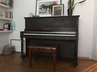 Need piano removed/junk removal