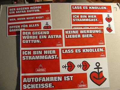 3  verschiedene AK Postkarte  ASTRA AUFKLEBER ST PAULI HAMBURG Edgar Karten (2) gebraucht kaufen  Hamburg