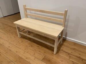 Kids bench seat