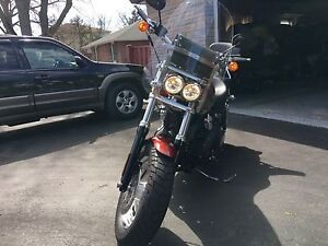 2009 Fat Bob FXDF - Very clean and Low kms