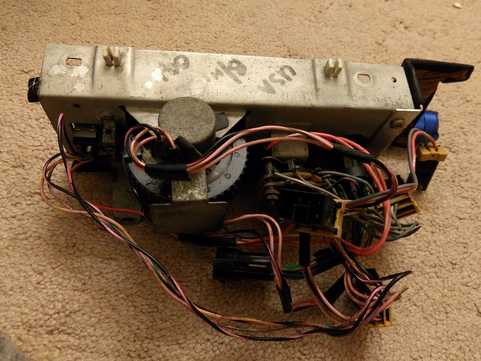 Used Rolls Royce Silver Spur Air Conditioning And Heater Parts For Sale Wiring A Switch Temperature Control Panel Hazard