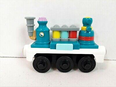 Chuggington Paint Sprayer Railway Plastic Train Car Tomy Thomas Compatible *208