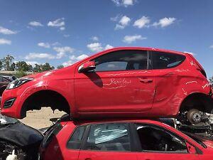 Wrecking Hyundai i20 2013 Salisbury Brisbane South West Preview
