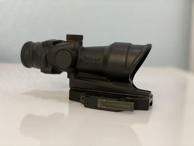 Trijicon ACOG 4x32 NSN1240-01-412-6608 Rifle Scope TA01SN
