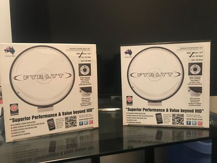 FYRLYT 12V 150W Xenophot Spot Lights Gulfview Heights Salisbury Area Preview