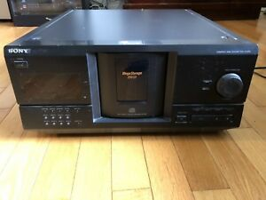 Sony 200 disc Player