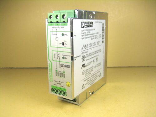 Phoenix Contact  2320186  QUINT-ORING  24DC 2X20 1X40
