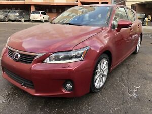 2012 Lexus CT200h CVT (Only 50K-KM)