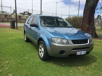 2005 Ford Territory TX Wagon (7 SEATER) $5490