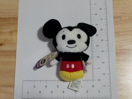 2014 Hallmark Itty Bittys Disney Mickey Mouse Plush NWT New with Tags